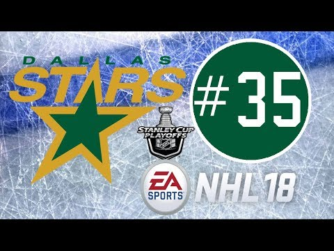 NHL 18 ~ Dallas Stars Franchise Mode Commentary ~ #35 (Genius Switches)