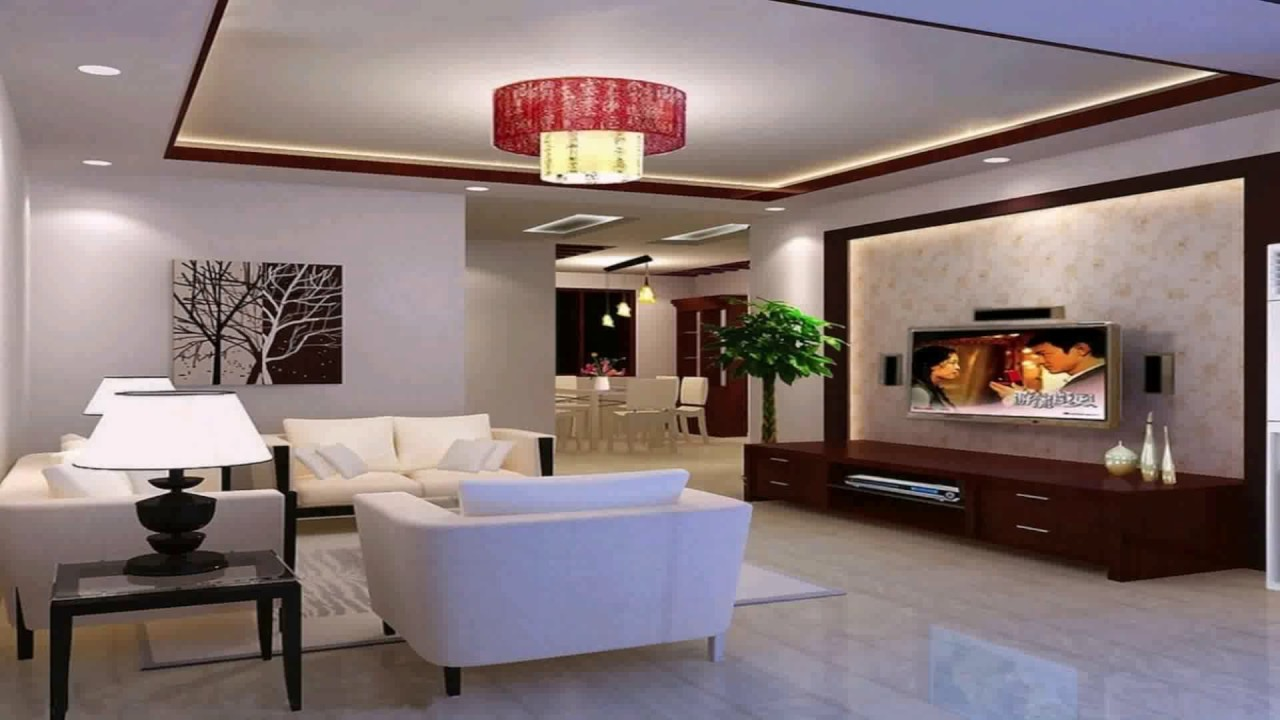 Ceiling design for small house in the philippines youtube for Ceiling lights for living room philippines