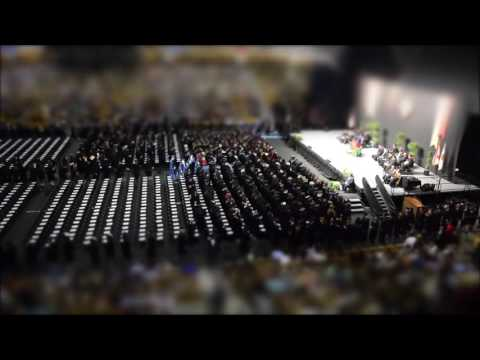 Valencia College 47th Annual Commencement Time Lapse