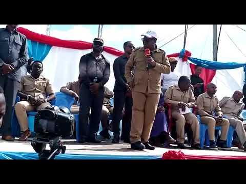 Download TUNDU LISSU ATOA MANENO MAKALI YA JUU YA KUAPISHWA KWA MAWAKALI KUELEKEA UCHAGUZI