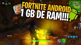 FORTNITE ANDROID FOR DEVICES IN RANGE LOW 1 GB OF RAM! / DOWNLOAD FORTNITE LOW-END ANDROID