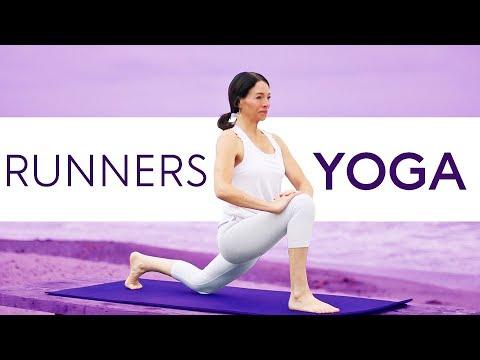 Yoga For Runners (Feels So Good!) Full Vinyasa Flow