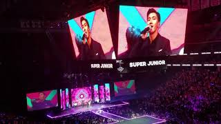 Super Junior (슈퍼주니어) - Lo Siento ft. Leslie Grace | KCON Con…