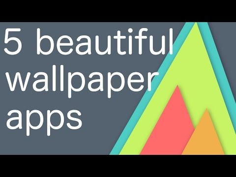 5 Beautiful Wallpaper Apps For Android