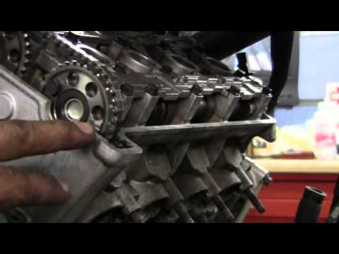 Yamaha R6 pt.3 CAMSHAFT CRANKSHAFT TIMING