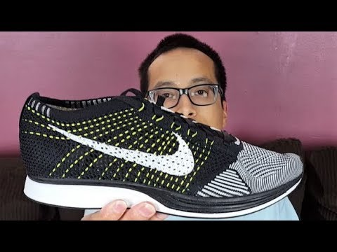 13999c3f2cd1 ... inexpensive best nike flyknit racer colorway nike flyknit racer black  white volt review 7f7e1 1128a