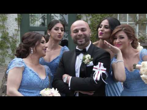 Martin & Lara's Wedding Highlight of  Part 1