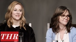 Sally Field, Laura Linney, Jennifer Ehle & More Tony Nominated Actresses Roundtable | THR