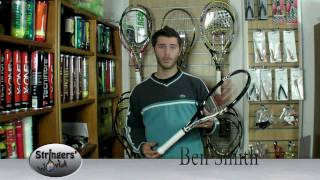wilson blade team blx tennis racket review from stringers world