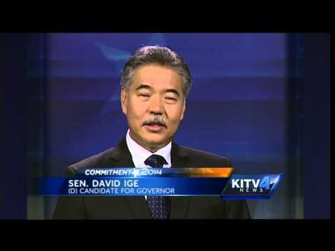 Commitment 2014 Gubernatorial Debate, Part 1