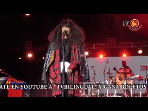 Erykah Badu: whole Live Concert at Gasparilla Music Festival