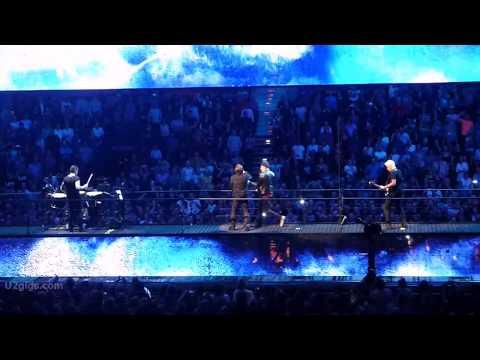 U2 Who's Gonna Ride Your Wild Horses, Hamburg 2018-10-03 - U2gigs