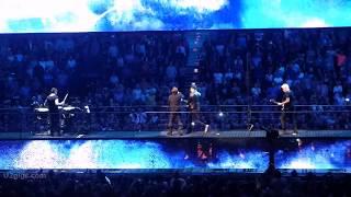 U2 Who's Gonna Ride Your Wild Horses, Hamburg 2018-10-03 - U2gigs.com