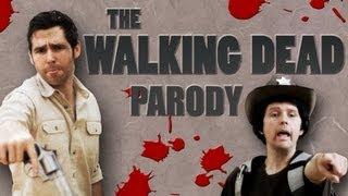 THE WALKING DEAD SEASON 4 PARODY!