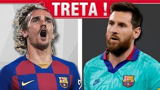 Griezmann chama jogadores do Barcelona de INVEJOSOS - Entenda TODA A HISTÓRIA
