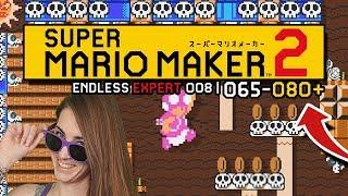 DING DING! ENDLESS EXPERT 008 | 065-080+// SUPER MARIO MAKER 2