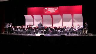 "FCB Spring Concert 2012 - Themes from ""Green Bushes"" (Grainger/Daehn)"