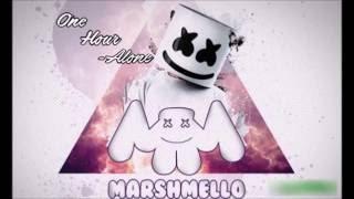 Marshmello | Monstercat | Alone - (1 Hour)