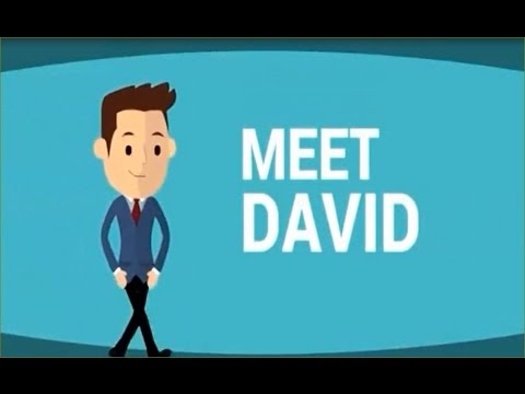 NWC Cartoon - Meet David