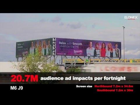 Elonex Outdoor Media - M5 & M6