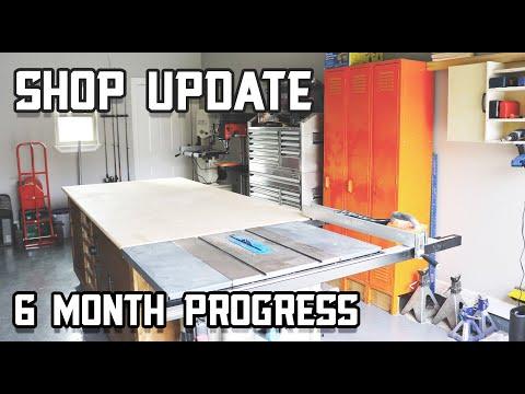 6-Month Shop Update