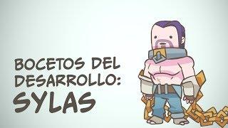 Bocetos del desarrollo: Sylas | League of Legends