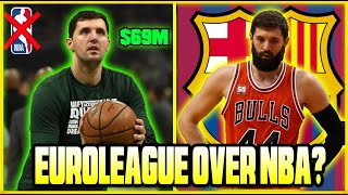 The REAL Reason NIKOLA MIROTIC Left The NBA To Join BARCELONA In The EUROLEAGUE!