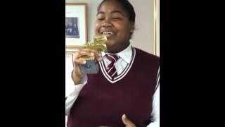 Zamashenge Buthelezi sings