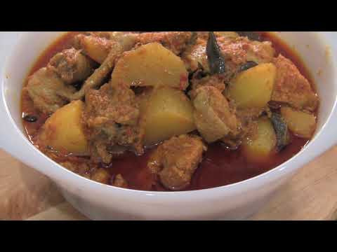 Cook It Yourself: Nyonya Curry Chicken