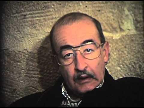 Juraj Herz (1990) by Gérard Courant - Cinématon #1201