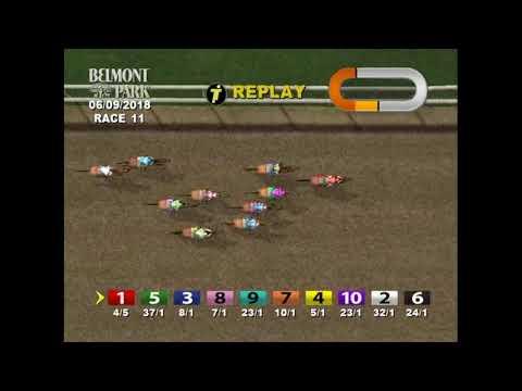 Baffert Justify's Belmont Strategy: Brilliant!
