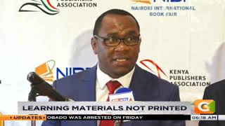 Curriculum Crisis: Publish warn new books for Grade 4 yet to be printed #Daybreak