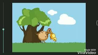 Курица meme - анимация