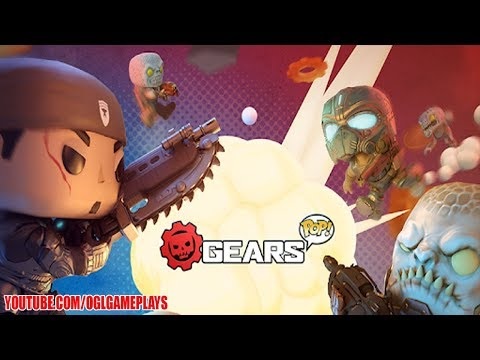 Gears POP! Android/iOS Gameplay