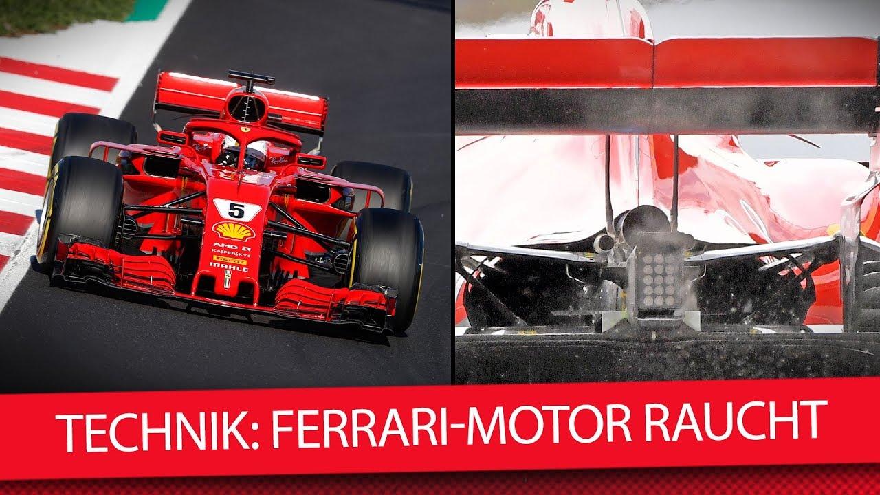 Formel 1 2018 Ferraris Technik Geheimnis Gelüftet Youtube