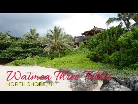 Waimea Three Tables Residence | North Shore, Oahu, Hawaii