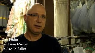 Dan Fedie - Costume Master, Louisville Ballet
