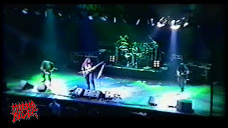 Morbid Angel - Teatro Monumental, Santiago, Chile,  1996 - full show
