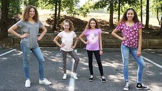 MattyBRaps - Blue Skies (Haschak Sisters Dance Tutorial)