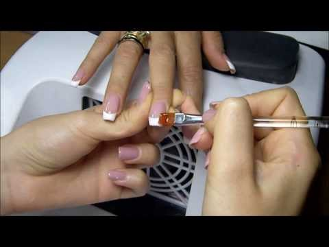 ΕΦΑΡΜΟΓΗ ΤΖΕΛ LUXY NAILS - GEL NAILS TUTORIAL