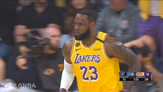 Los Angeles Lakers vs Memphis Grizzlies 1st Qtr Highlights | February 21, 2019-20 NBA Season