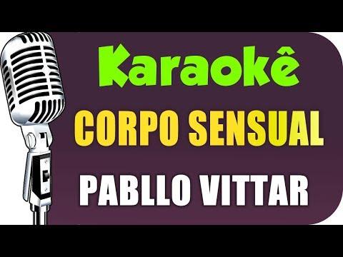 🎤 Pabllo Vittar - Corpo Sensual - KARAOKÊ