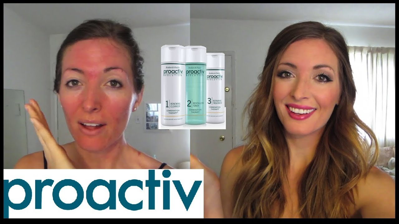 Proactiv Before And After Youtube