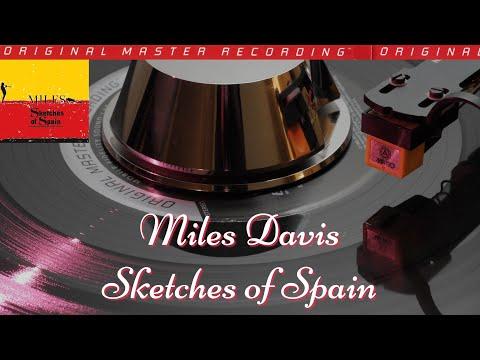 MILES DAVIS - Sketches of Spain MOFI - Concierto de Aranjuez/Will o' the Wisp - Vinyl Spin (1080p)
