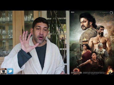 Baahubali 2 - The Conclusion Trailer Reaction by Salim |  S.S. Rajamouli