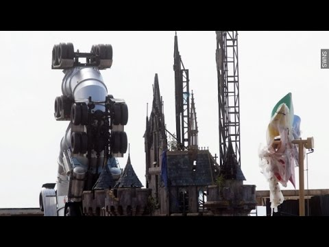 Banksy's Dismaland May (Or May Not) Open This Weekend - Newsy