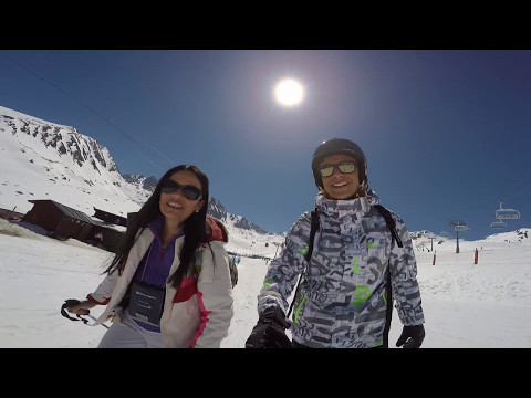 Awesome trip to Andorra |GoPro | Starting 2017 in big| GRANDVALIRA