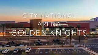 Vegas Golden Knights City National Hockey Arena