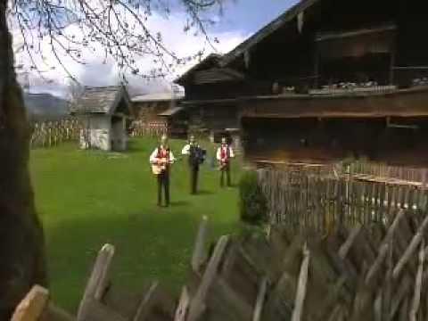 Alpentrio Tirol - Hast a Bisserl Zeit für mi