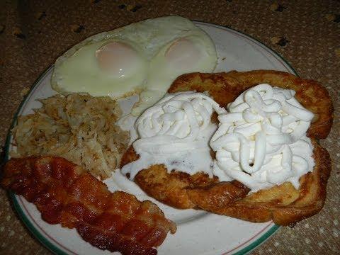 Receta de Hash browns en el desayuno Americano!!